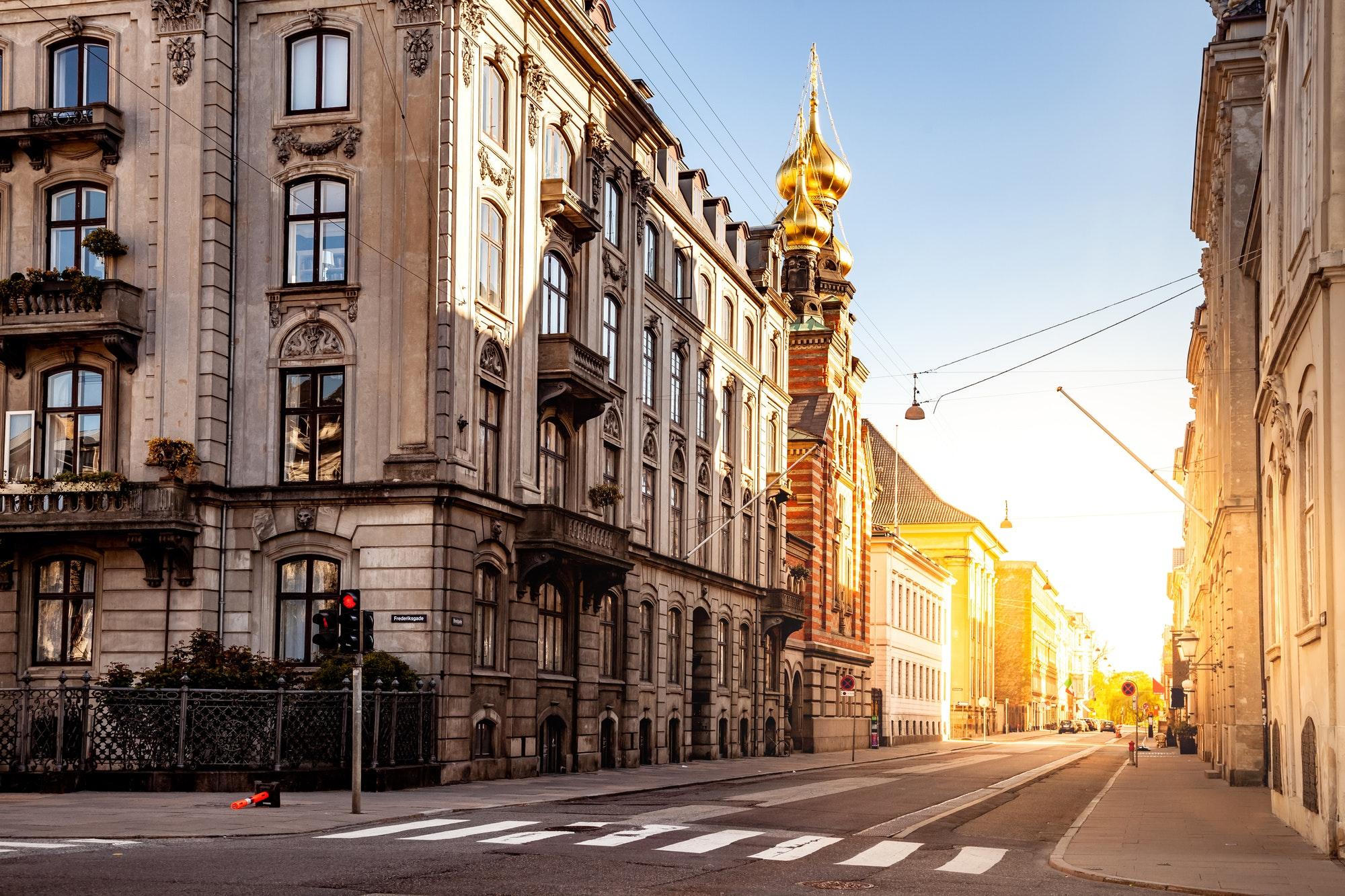 COPENHAGEN, DENMARK - MAY 6, 2018